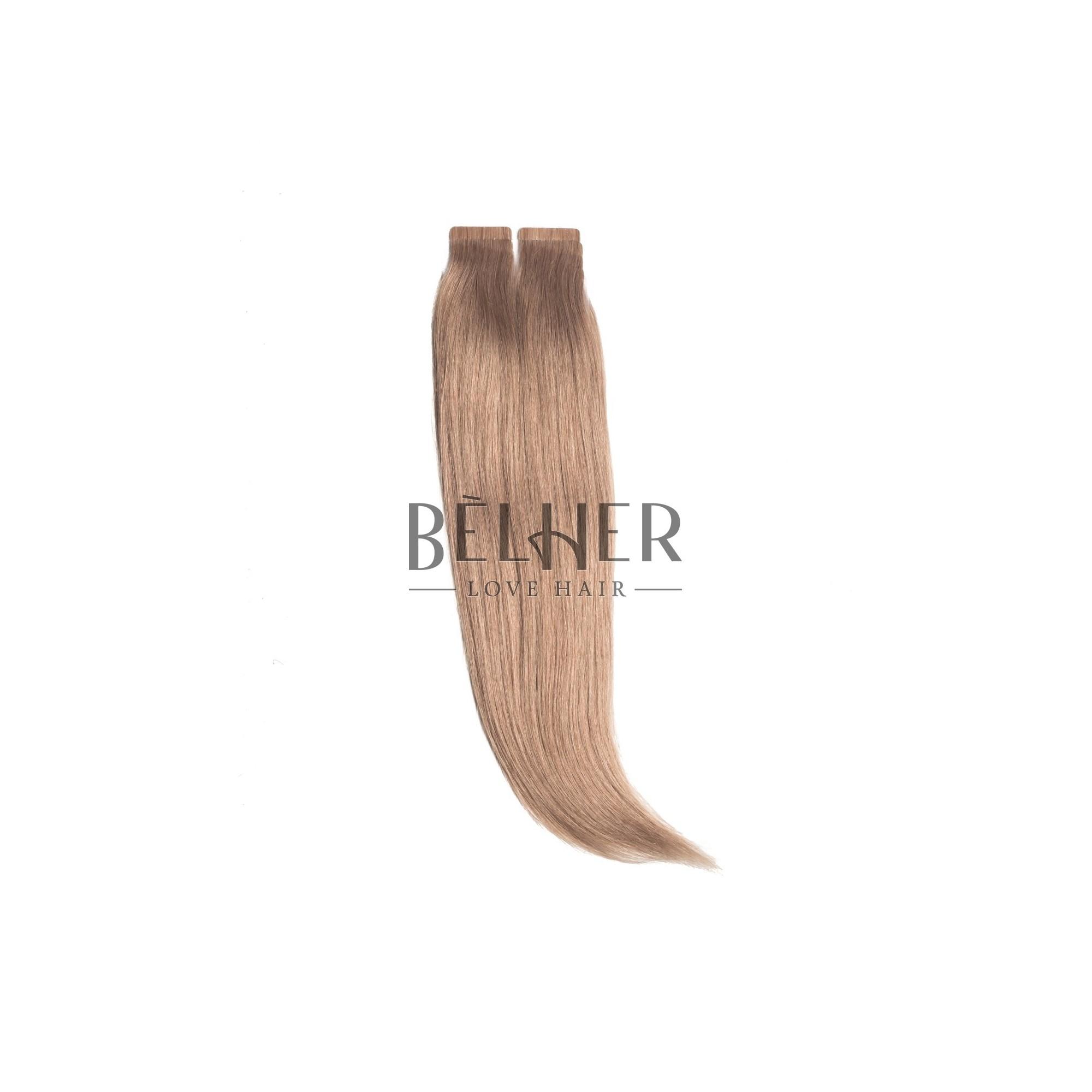 Extensii Tape-On Premium Extensii Blond Aluna