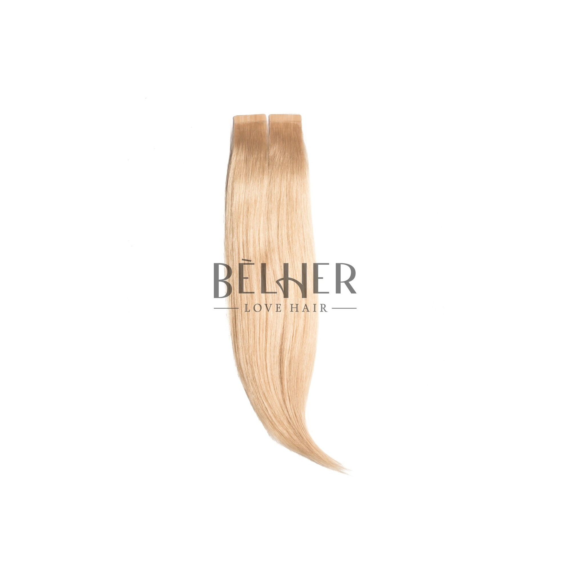 Extensii Tape-On Premium Blond Bej