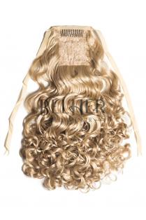 Blond Luminos Coada Par Cret