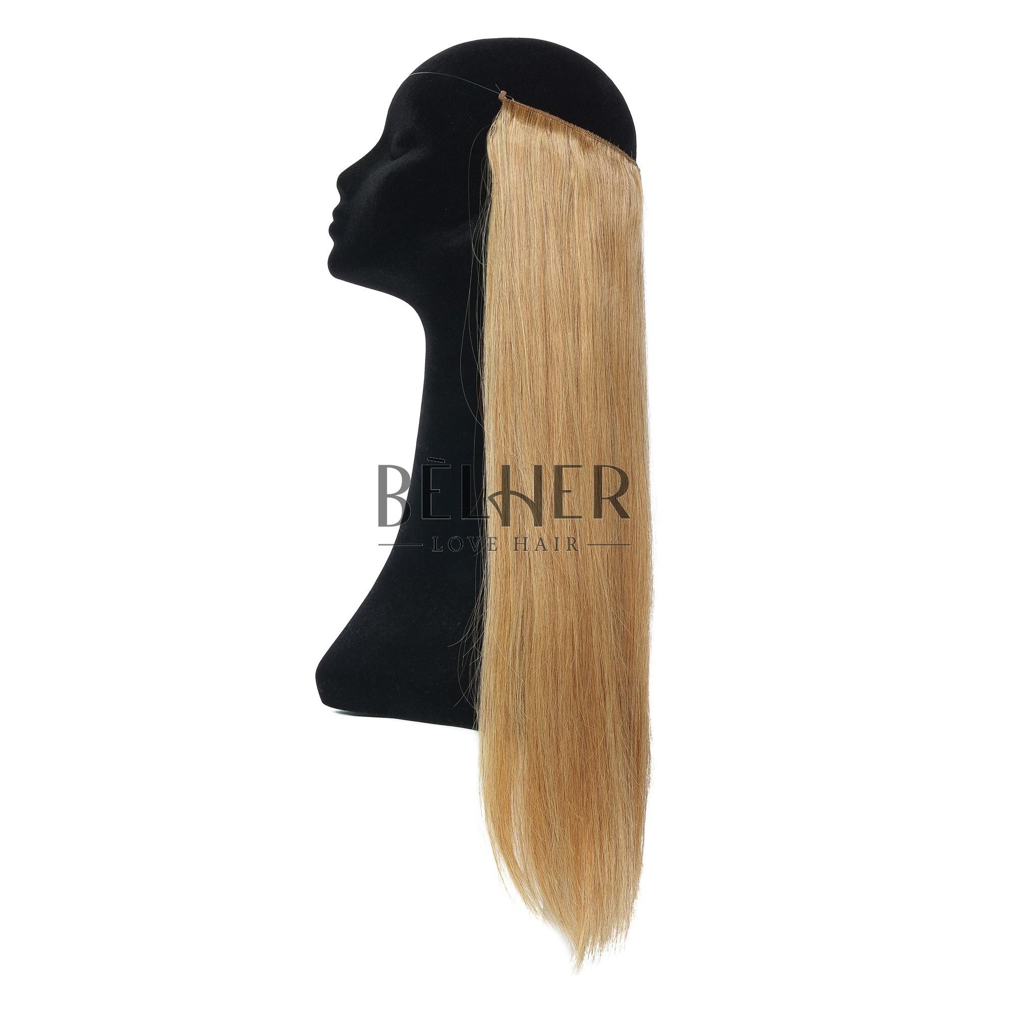 Extensii Flip-In Premium Blond Miere