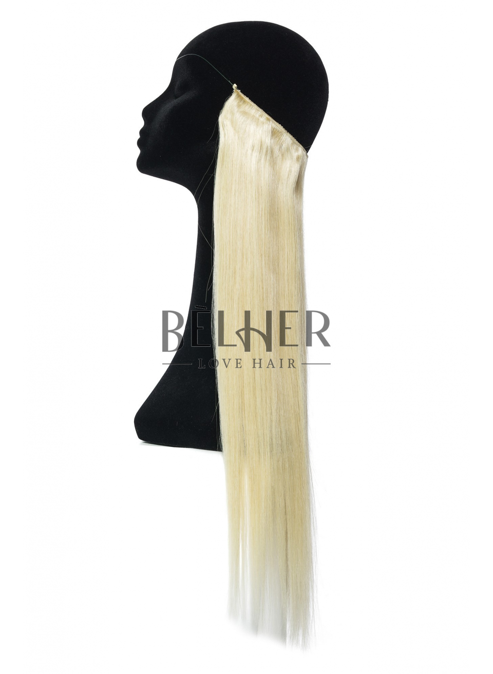 Blond Deschis Flip-In Premium