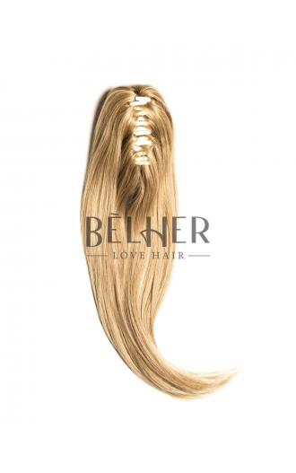 Coada Naturala Cu Cleste Mix Blond
