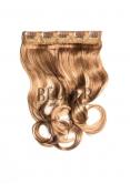 Mix Blond Tresa Clip-On Ondulat