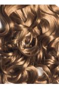 Blond Mediu Coada Par Ondulat
