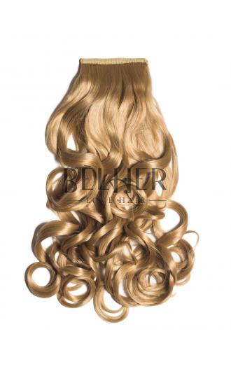 Coada Par Ondulat Blond Miere
