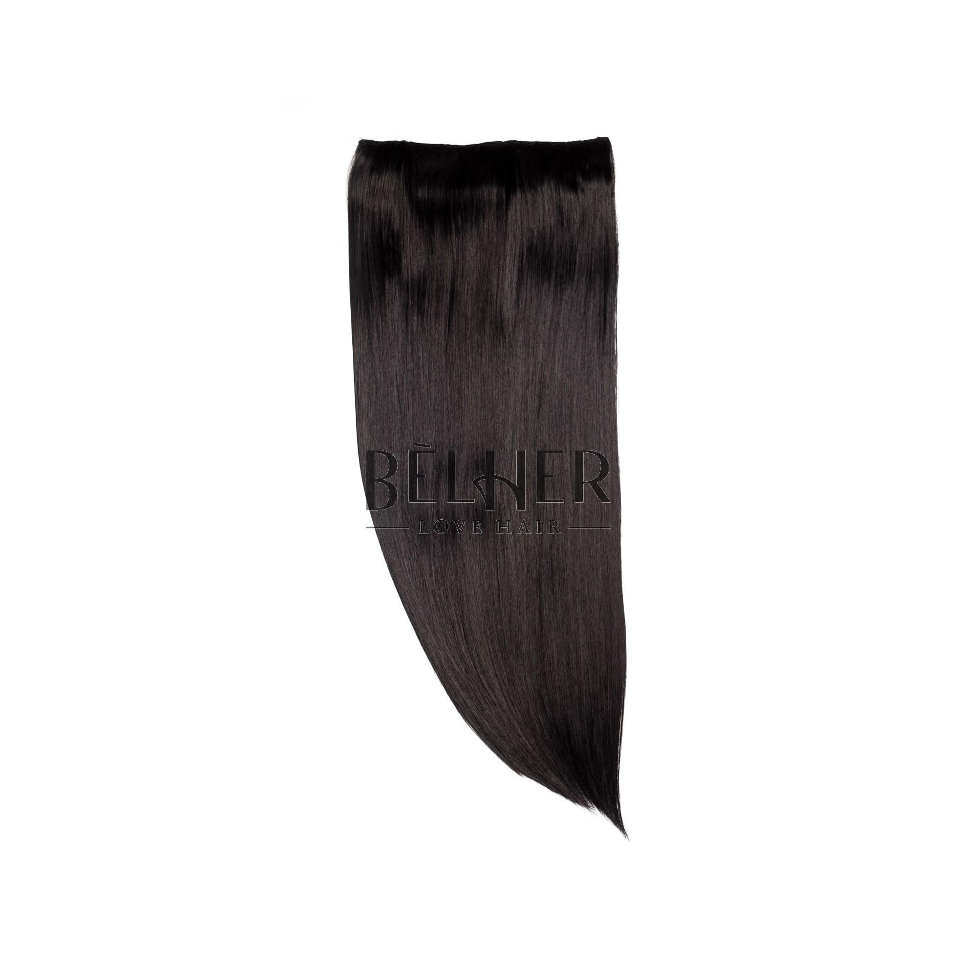 Tresa Clip-On Negru Natural