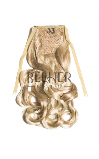 Mix Blond Coada Par Ondulat