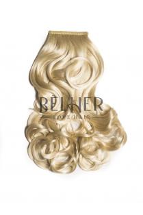 Blond Deschis Coada Par Ondulat
