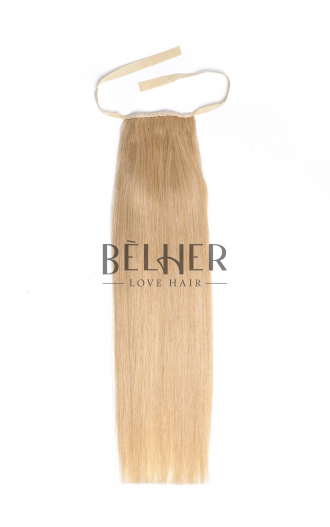 Coada Deluxe Blond Platinat