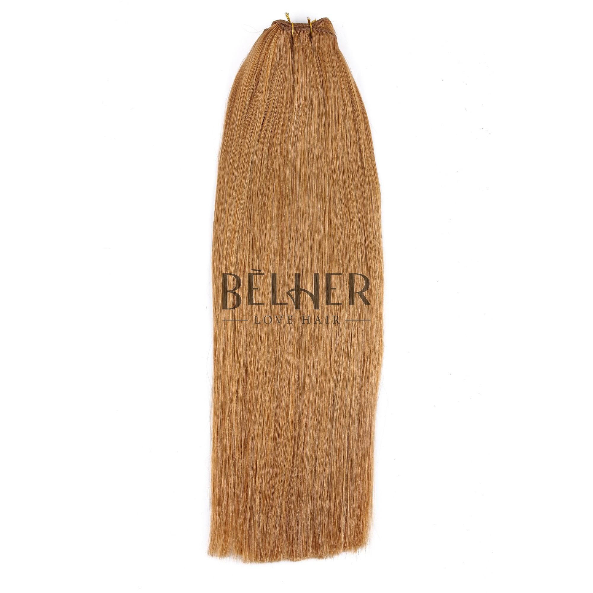 Extensii Cusute Deluxe Blond Miere