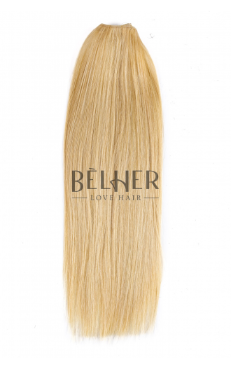Extensii Cusute Deluxe Blond Cenusiu
