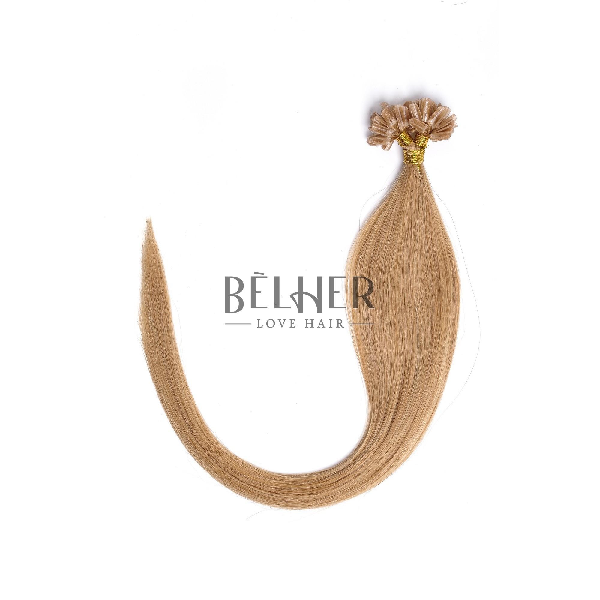 Extensii Cheratina Premium Blond Aluna