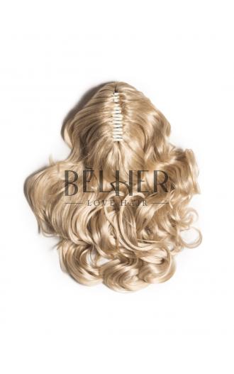 Coada Ondulata Cleste Blond Bej