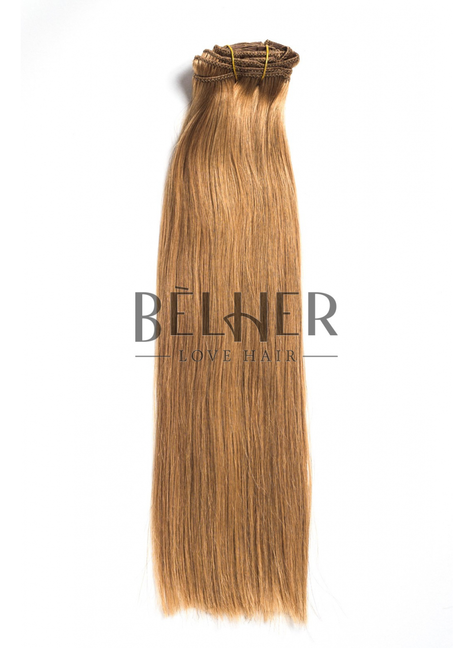 Blond Aluna Clip-On Premium