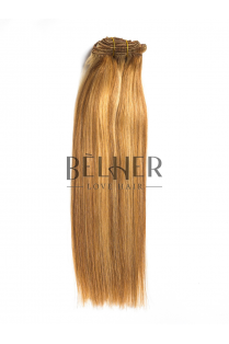 Mix Blond Auriu Clip-On Premium