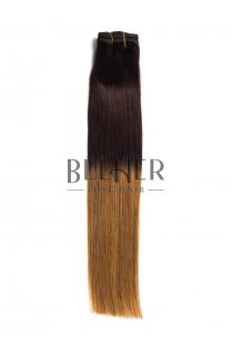 Ombre Ciocolatiu/Blond Miere Clip-On Premium