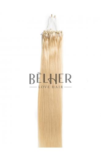 Extensii Microring Premium Blond Deschis