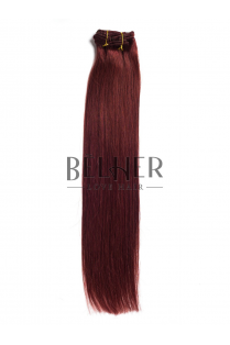 Burgundy Clip-On Premium