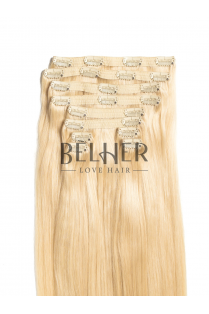 Blond Deschis Clip-On VIP
