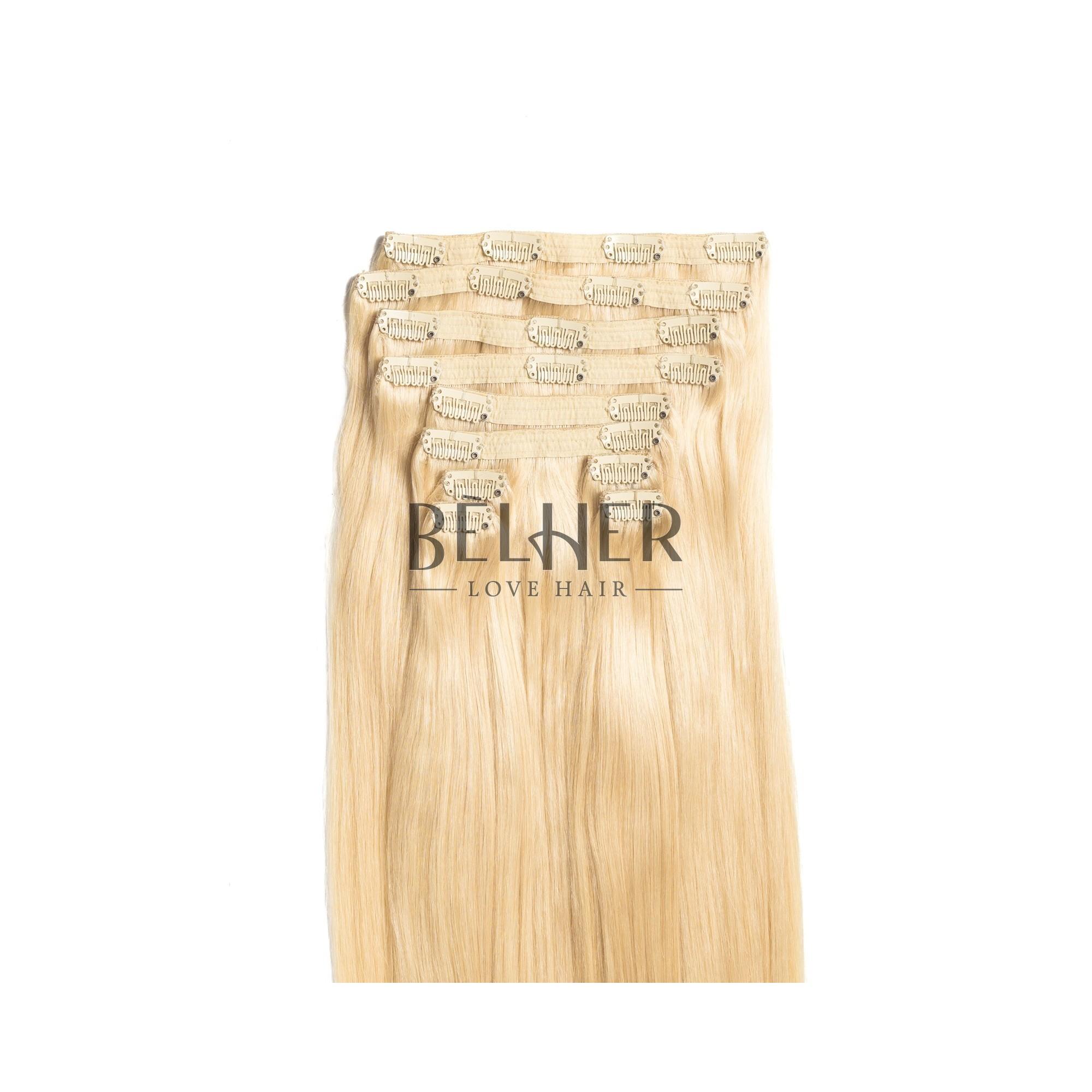 Extensii Clip-On VIP Blond Deschis