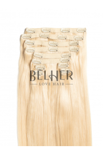 Blond Platinat Clip-On VIP
