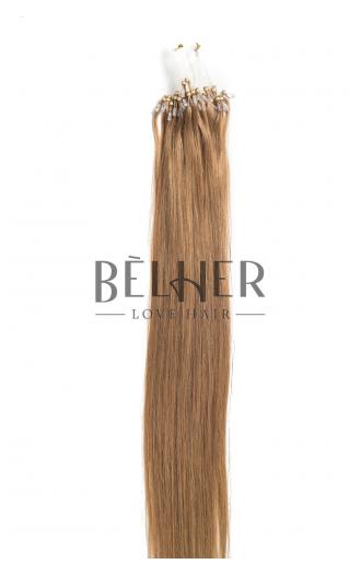 Extensii Microring Premium Blond Aluna