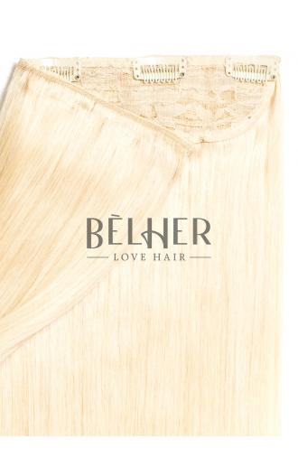 Tresa Clip-On Deluxe Blond Platinat