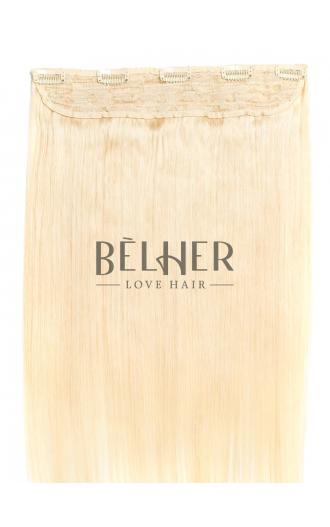Tresa Clip-On Premium Blond Platinat