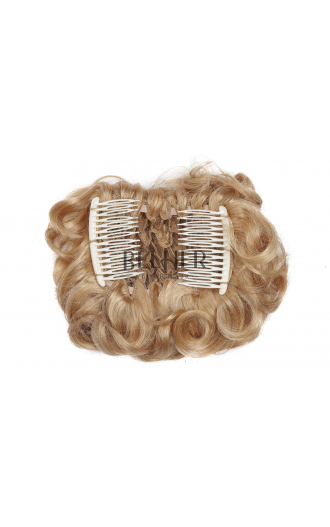 Blond Miere Coc Bucle