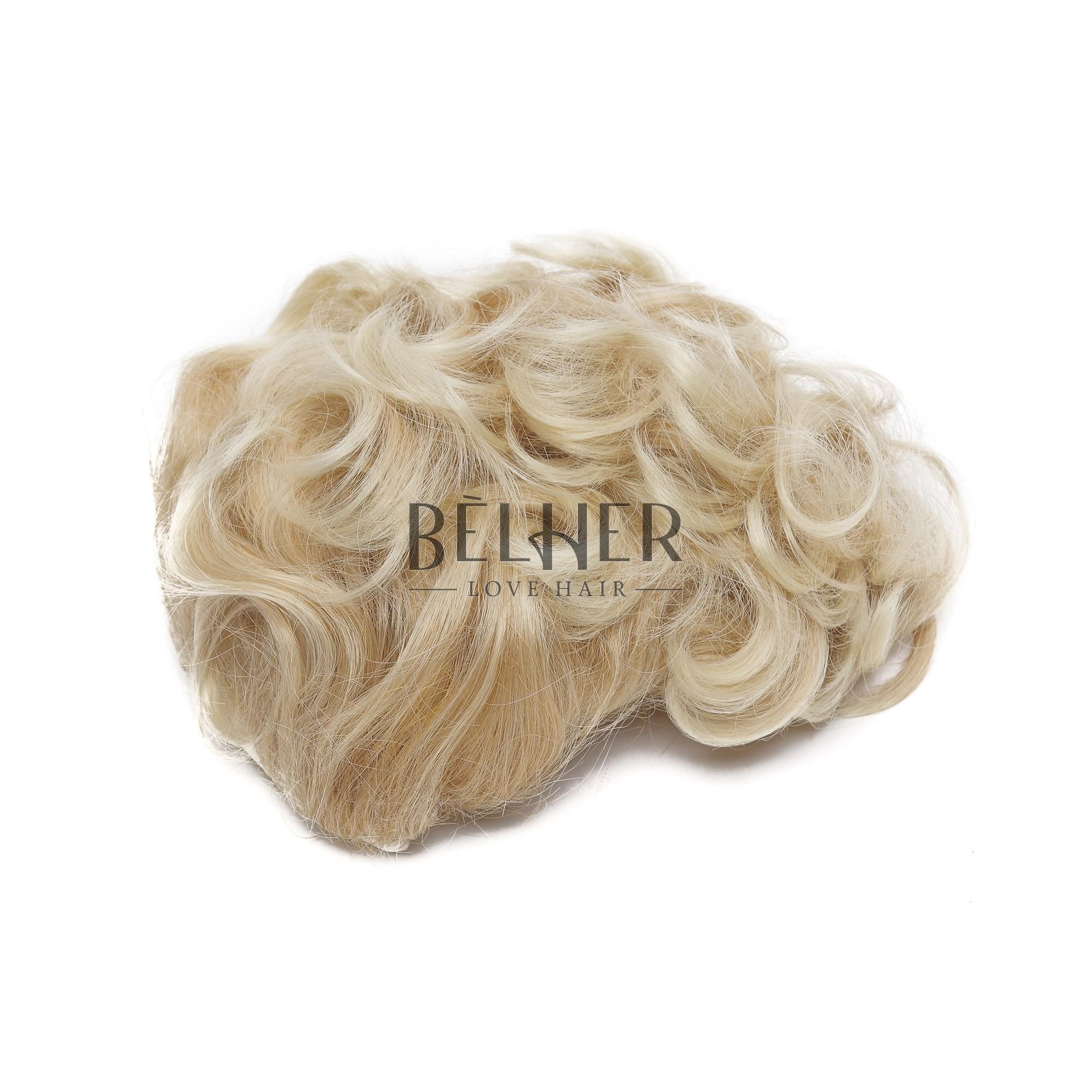 Coc Bucle Blond Auriu