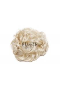 Blond Deschis Coc Bucle