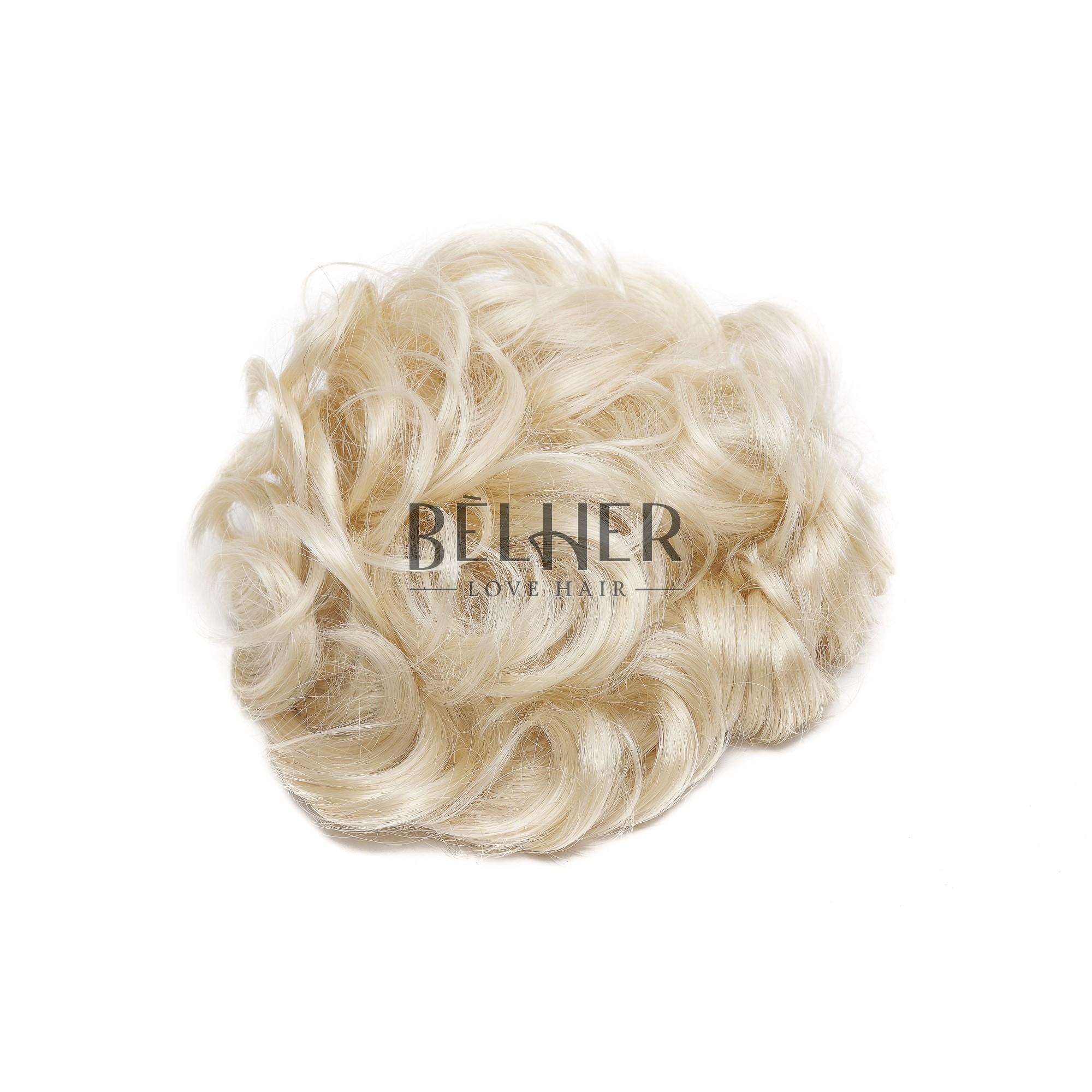 Coc Bucle Blond Deschis