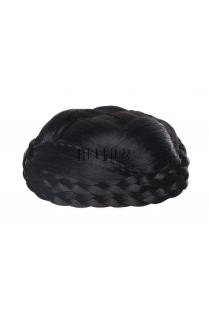 Negru Intens Coc Elegant