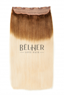 Tresa Clip-On VIP Ombre Saten Natural/Blond