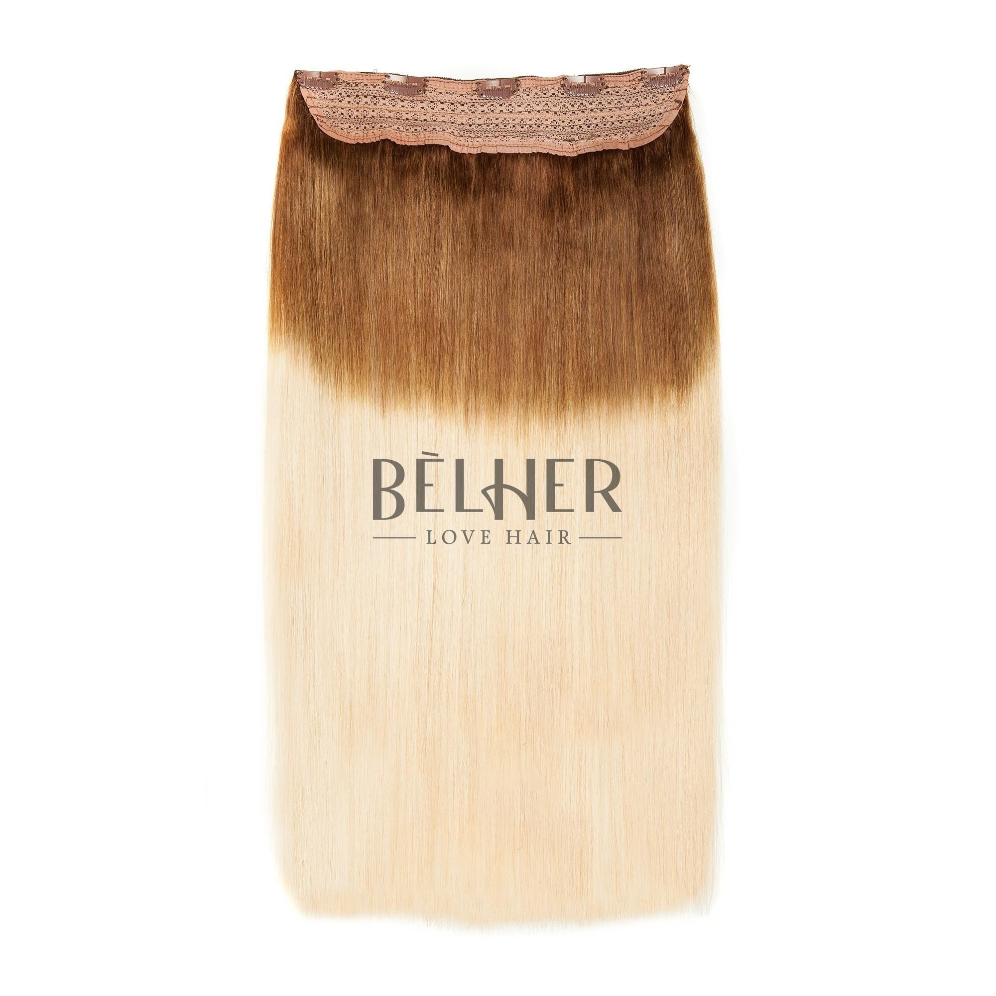 Tresa Clip-On VIP Ombre Saten Natural/Blond