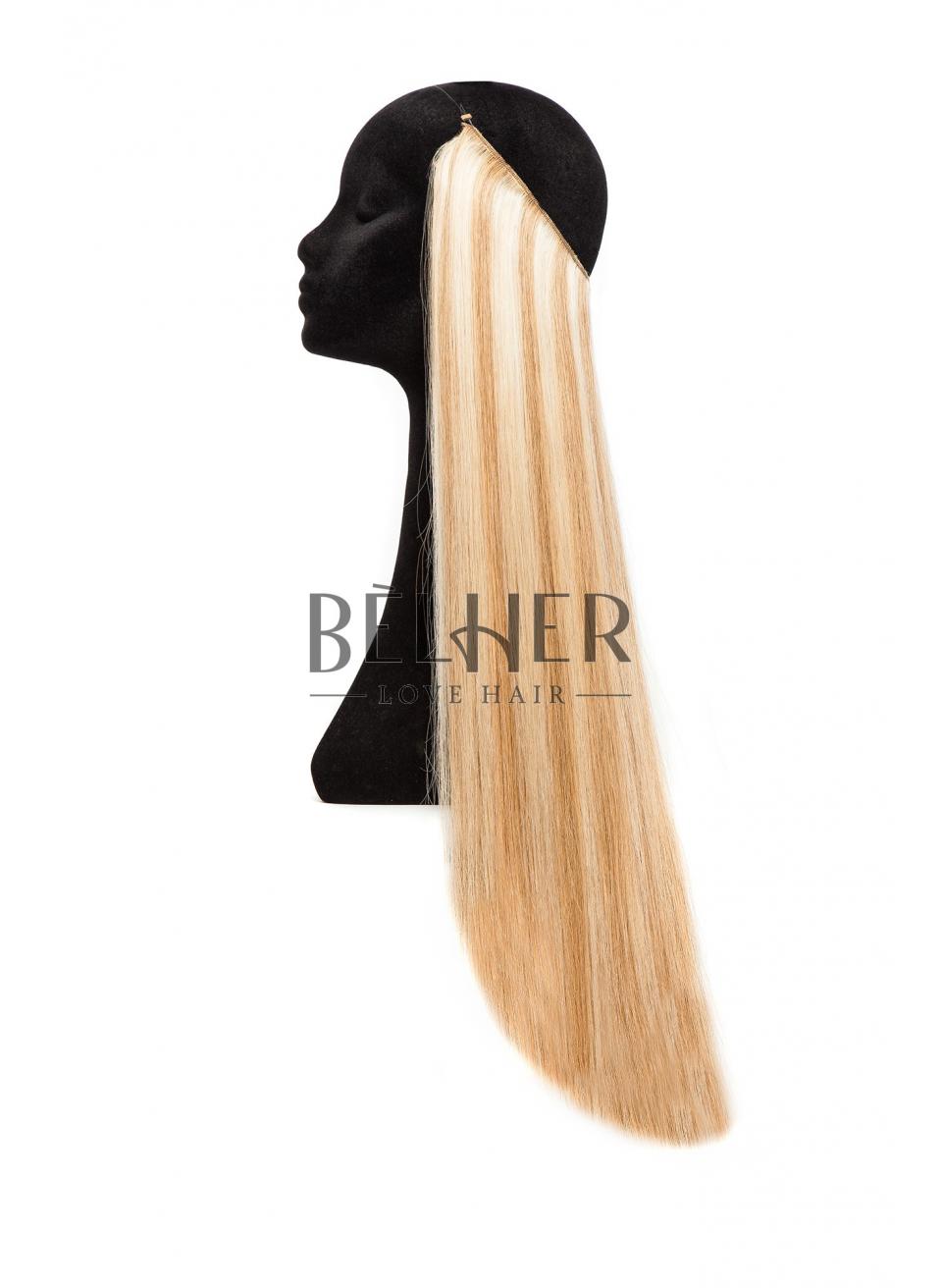 Mix Blond Auriu Flip-In Deluxe