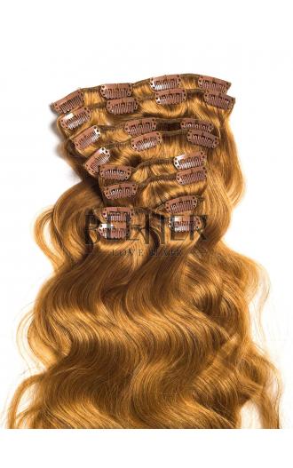 Blond Miere Clip-On Premium