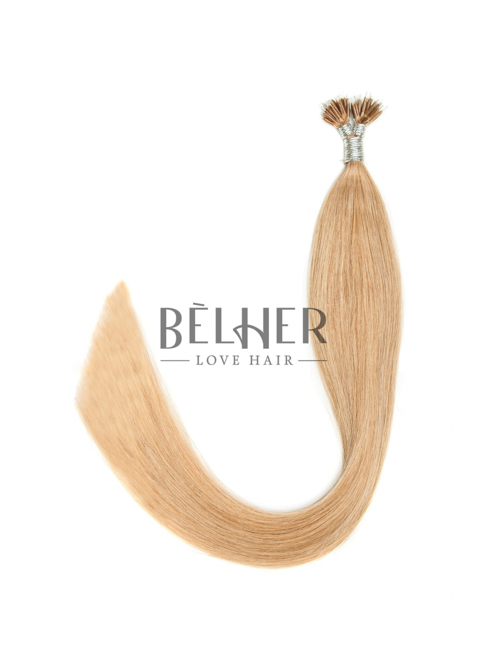 Extensii Nano-Ring Blond Aluna