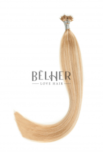 Extensii Nano-Ring Mix Blond Cenusiu