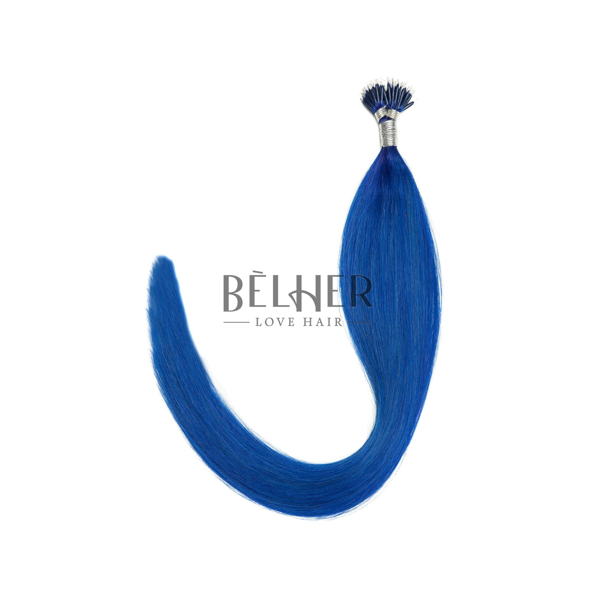 Extensii Nano-Ring Albastru