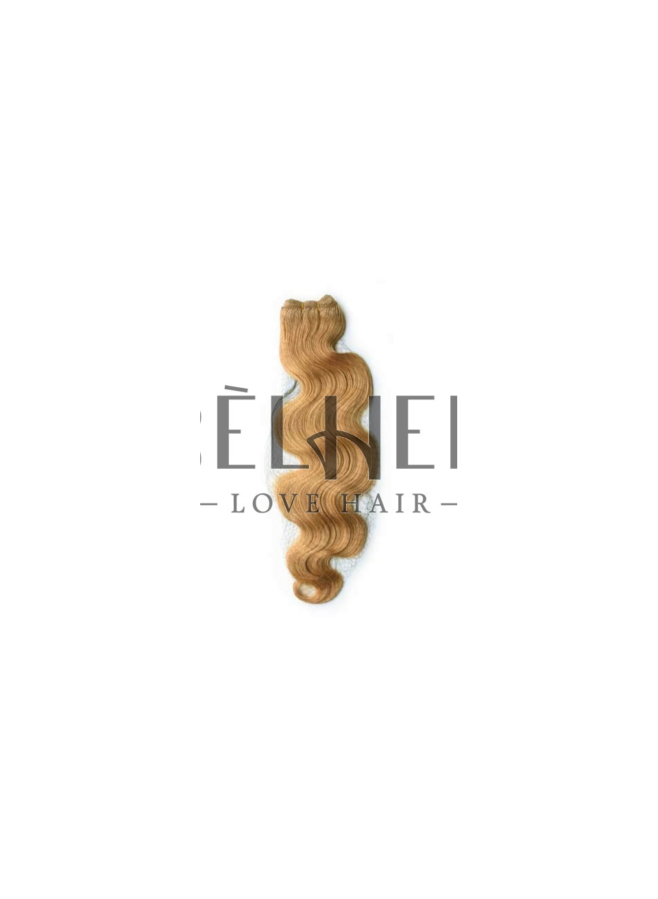 Extensii Cusute Ondulat Blond Aluna