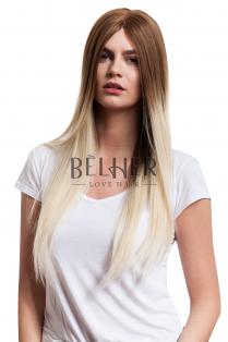 Peruca Naturala Ombre Saten Natural-Blond