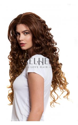 Peruca FATHIA Caramel-Blond