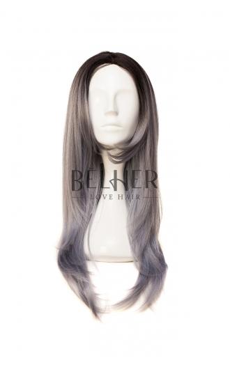 Peruca Ekaterina Blue Silver