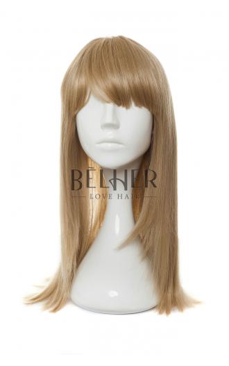 Peruca Naturala LARA Mix Blond Cenusiu