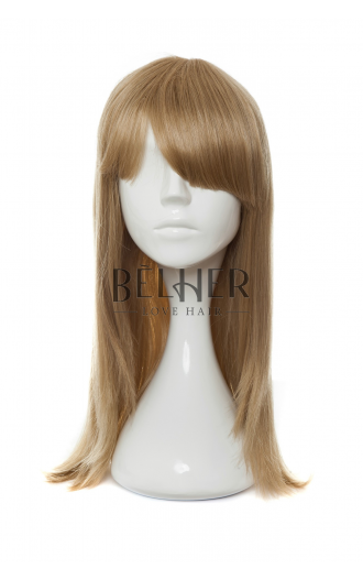 Peruca Naturala LARA Blond Cenusiu