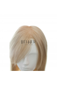 Peruca Naturala ISSA Blond Argintiu