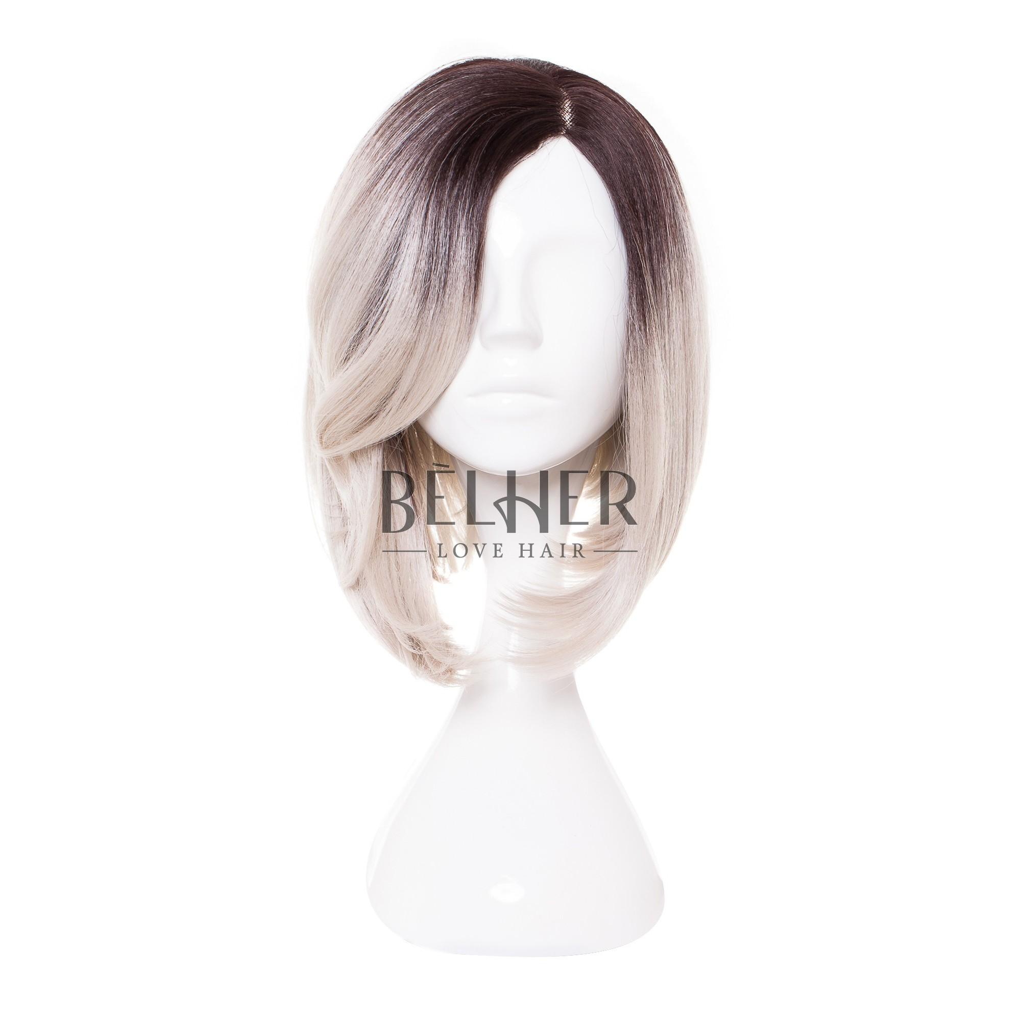 Peruca Margo Ombre Blond Silver