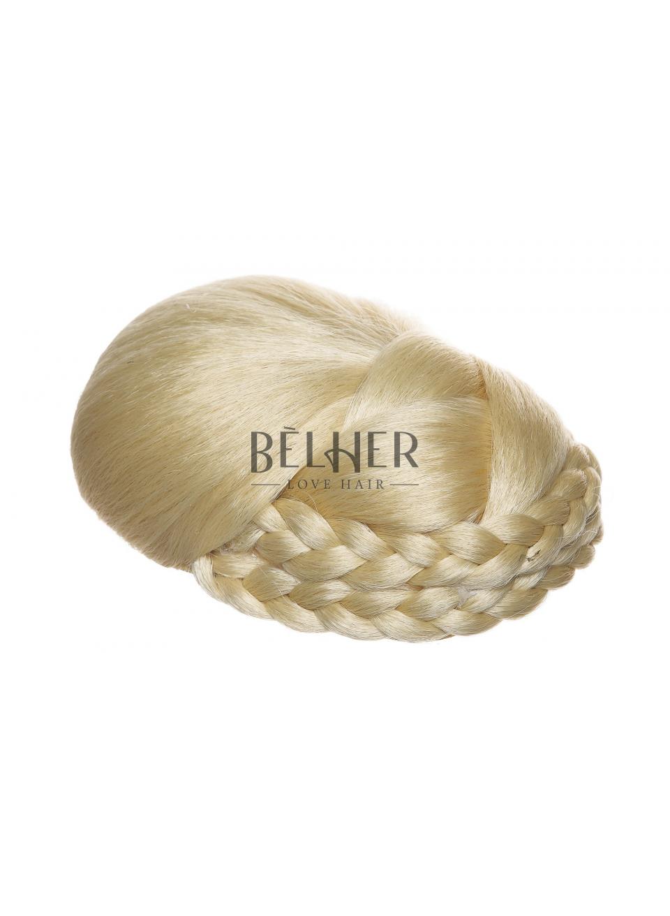 Blond Bej Deschis Coc Sofisticat