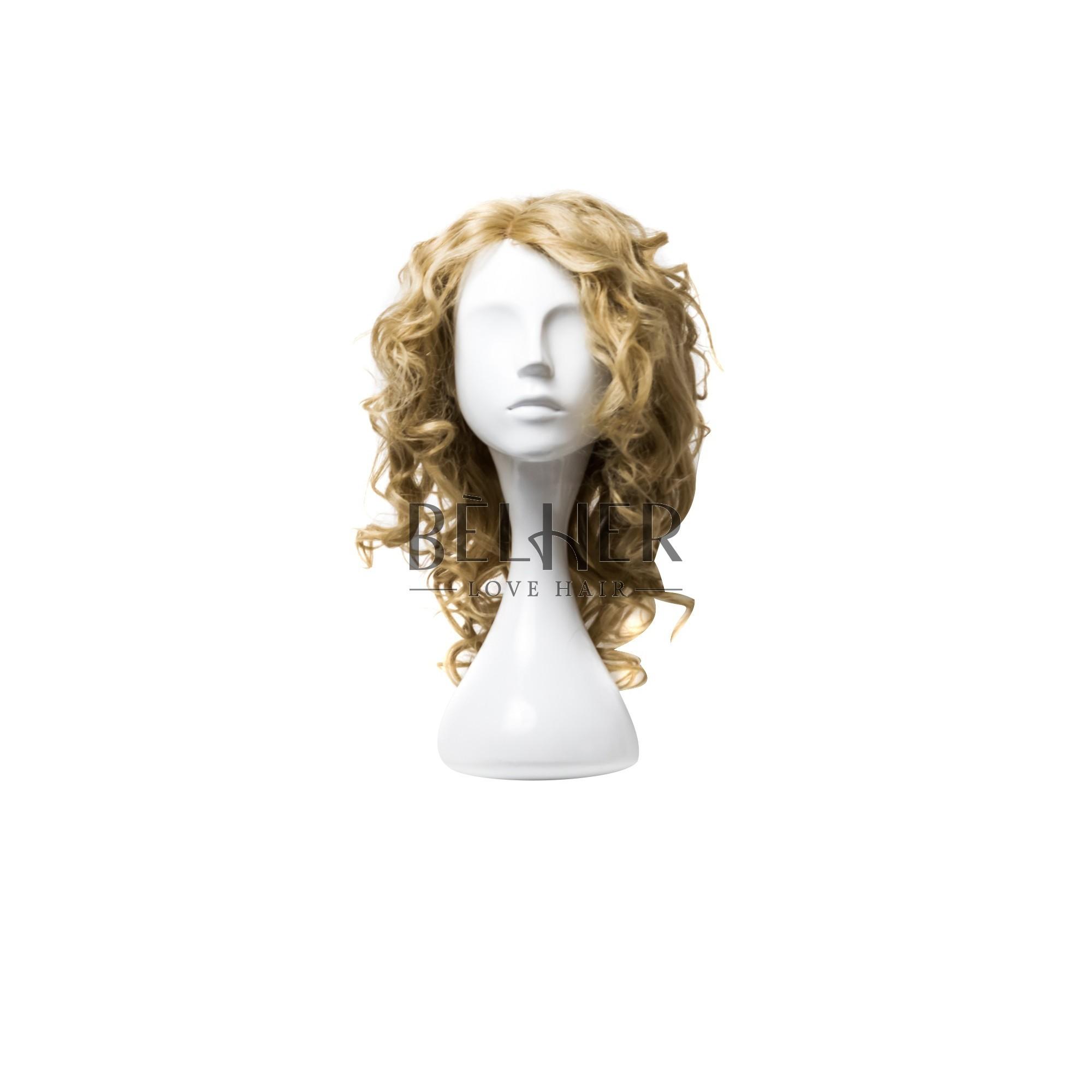Peruca Naturala Barbara Mix Blond Auriu